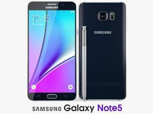 Samsung Galaxy Note 5 En Caja Todo Original