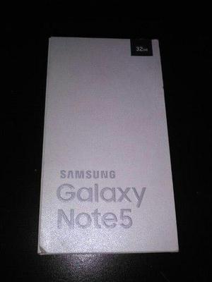 Samsung Galaxy Note 5 Sin Raspomes Ni Golpes