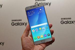 Samsung Galaxy Note 5 Smartphone 32gb White Pearl Libre 4g