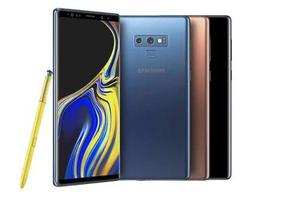 Samsung Galaxy Note 9 128gb 4g Lte 6gb Ram Dualcam 12mp+12mp