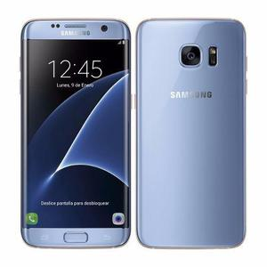 Samsung Galaxy S7 Edge 32gb Azul Caja Original