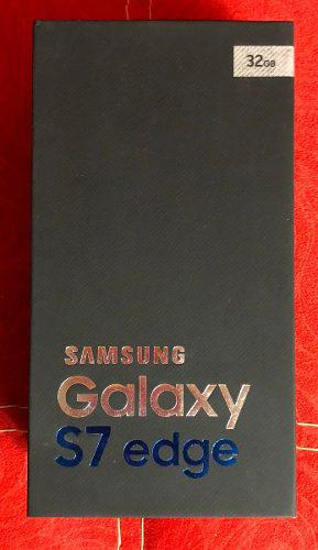 Samsung Galaxy S7 Edge 32gb Desbloqueado