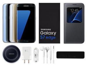 Samsung Galaxy S7 Edge Nuevo Sellado + Funda + Cargador Inal