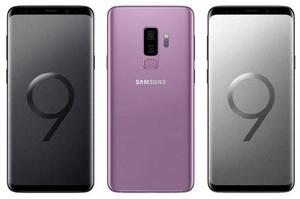 Samsung Galaxy S9 Plus 6gb Ram 12mp Dual 64gb Qhd+ Nacional