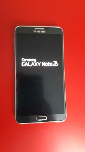 Samsung Note 3, Único Dueño, Buen Precio Y Todos En Regla