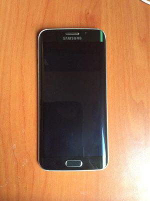 Samsung S6 Edge Verde Esmeralda 32gb Perfecto Estado No Camb