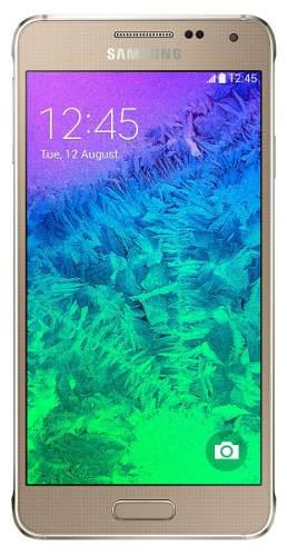 Smartphone Samsung Galaxy Alpha 32 Gb 4g Lte Telcel Celular