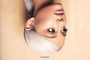 Sweetener - Ariana Grande - Cd - Original (15 Canciones)