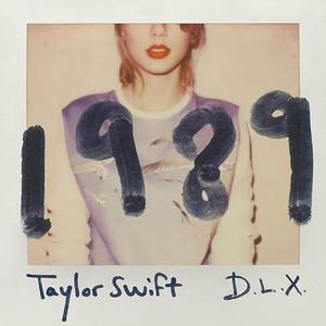 Taylor Swift 1989 Dlx Deluxe Disco Cd