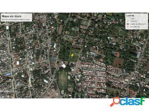 Terreno en venta en Yautepec, Morelos.