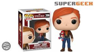 Funko Pop Spider Man Mary Jane Gamerverse (1