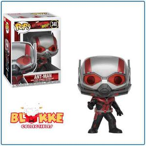 Funko Pop Superheroe Marvel Ant Man And The Wasp Ant-man 340