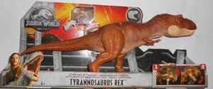 Jurassic World Tyrannosaurus Rex Dinosaurio Mordida Extrema