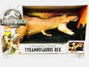 Jurassic World Tyrannosaurus Rex Super Colosal Mattel