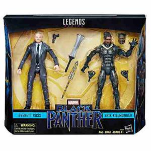 Marvel Legends Black Panther Everett Ross & Erik Killmonger