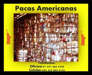 Venta De Ropa Americana En Todo México.