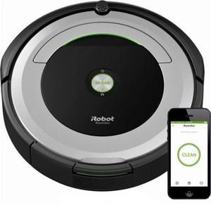 Aspiradora Irobot Roomba 690 App-controlled Robot Black/silv