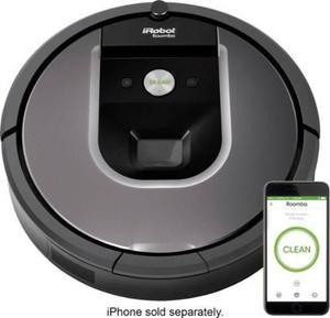 Aspiradora Irobot Roomba 960 App-controlado Auto-carga Robot