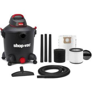 Aspiradora Shop-vac 12 Gal.5.0 Hp Accesorios