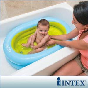 Bañera Para Bebé Con Bomba Para Inflarse (envío Gratis)