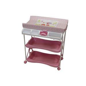 Bañera Para Bebés Acqua Prinsel Con Cambiador - Azul Y