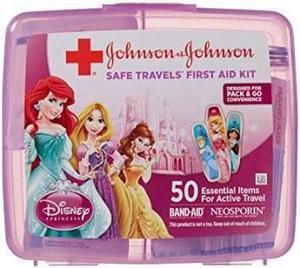 Disney Princesas Kit De Primeros Auxilios Nuevo Envío
