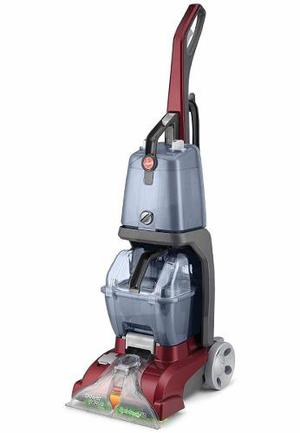 Hoover Power Scrub Deluxe Carpet Cleaner Lava Alfombras