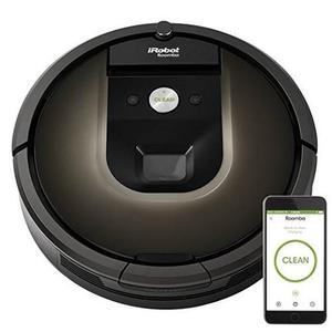 Irobot Roomba 980 Aspiradora Robot Con Conectividad Wi-fi