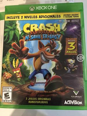 Juego para Xbox One Crash