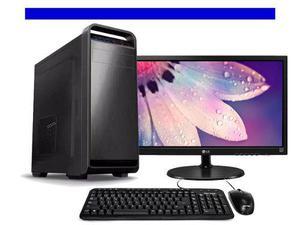 Oferta Pc Barata Intel Celeron Dual Core 4gb 500gb 19 Led