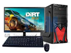Pc Gamer A6 9500 Dual Core 8gb 500gb Radeon Monitor 19.5