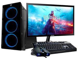 Pc Gamer Amd Ryzen 3 1300x 8gb 1tb Nvidia Gtx 1050ti 4gb 22
