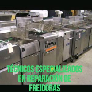 Reparación de freidoras, Guadalajara, Tonalá, Zapopan,