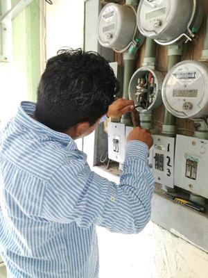Reparación e instalación de luz 110 y 220 las 24 horas