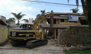 Retiros de Escombro y limpieza de terrenos en Guadalajara