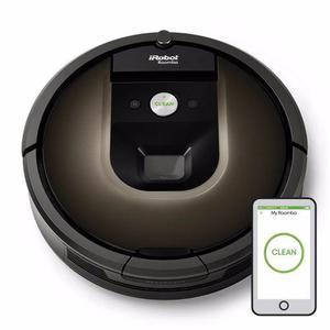 Robot Aspiradora Irobot Roomba 980 Controla Desde Tu Celular