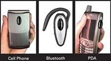 8 Chips De Protección Contra La Radiación Del Teléfono