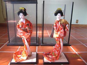 Geisha de Porcelana