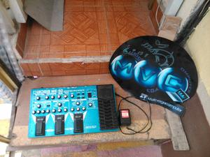 Pedalera Boss Me-50 Procesador De Efectos Guitarra