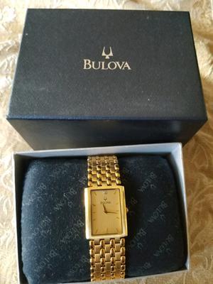 Reloj Bulova original nuevo