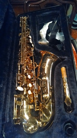 Saxofon Alto Blessing Nuevo