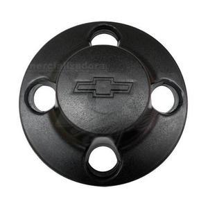 Tapon De Rin Negro De Plástico Chevy 1