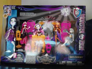 Vendo Juguete Monster High Sala De Fiesta.