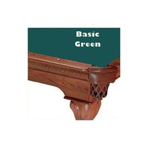10 Basic Green Proline Classic 303 Pool De Billar Mantel De