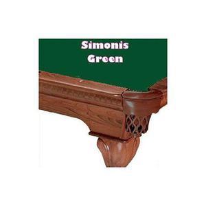 10 Simonis 760 Billar Verde Billar Mantel De Fieltro