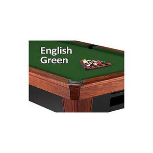 10 Simonis 860 English Billar Verde Billar Mantel De Fieltro