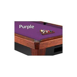 10 Simonis 860 Purple Pool Billar Mantel De Fieltro