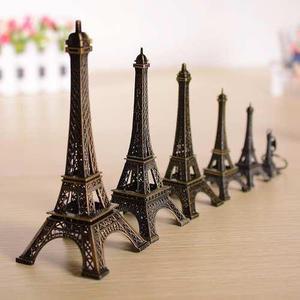 30 Torres Francia Eiffel Metal Escala 25 Cm Envío Gratis