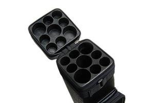 3b6s Duro 3x6 Caso Taco De Billar - Realización De Billar