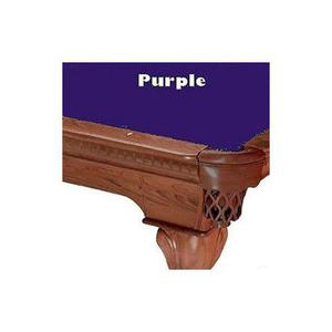 9 Purple Proline Classic 303 Pool De Billar Mantel De Fieltr